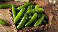 Baby Persian Cucumbers, 20 lbs
