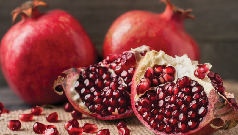 California Grown Pomegranates, 3 ct