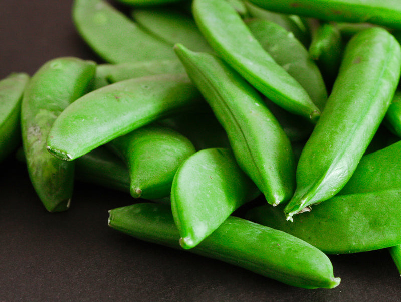 Sugar Snap Peas, Half Pound