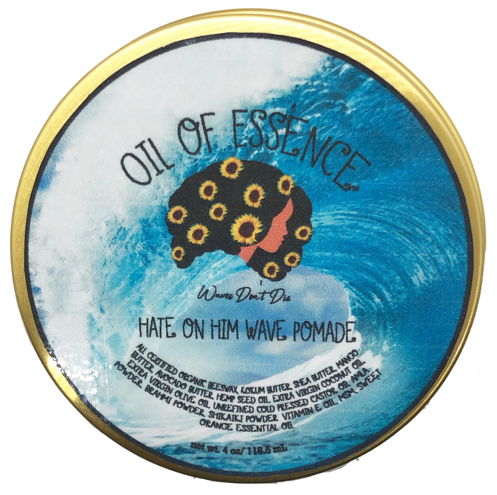 Oil of Essence: Hate On Him Wave Pomade