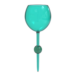 Jasmine Coast Original Beach Glass - the beach glass floating wine glass