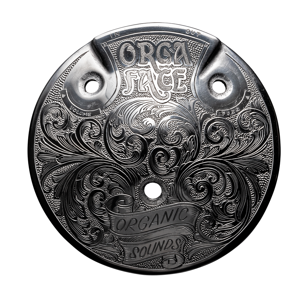 "ORGA FACE ""Engraving"""