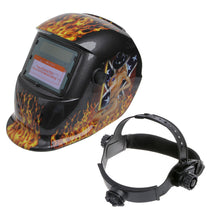 Load image into Gallery viewer, Black Friday Hot Sales--Automatic Darkening Welding Mask