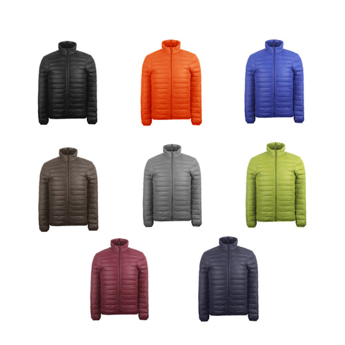Autumn Winter Light Down Jacket