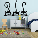 Bedroom Living Room Interior Design Home Decorations Lovely Funny Wall Sticker