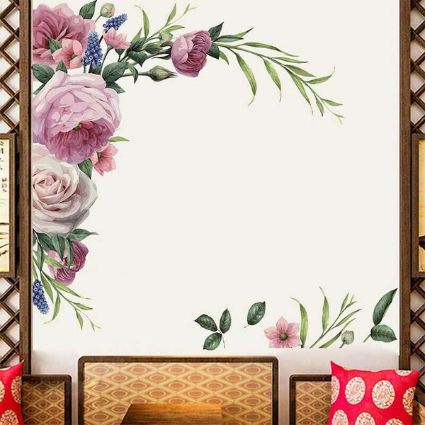 1 PAIR! Wall Sticker Adhesive Living Room Decoration Removable 30*90cm
