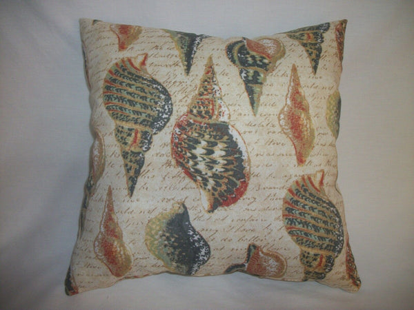 "1 DECORATIVE TOSS THROW PILLOW CUSHION COVER 17"" INDOOR OUTDOOR"