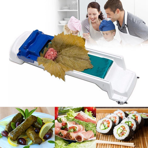 Image of Vegetable Meat Rolling Tool - mygeniusgift