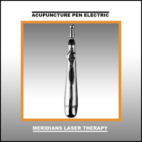 Acupuncture Pen Electric Meridians Laser Therapy