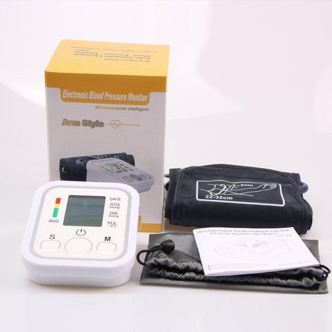 Image of Digital Blood Pressure Monitor