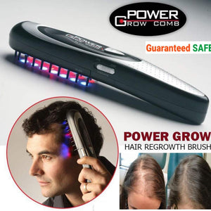 Power Grow Comb - Laser Comb Regrowth Thickening System