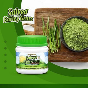 Salveo Barley Grass Jar