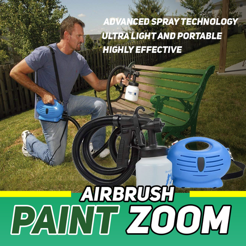 Image of Airbrush Paint Zoom