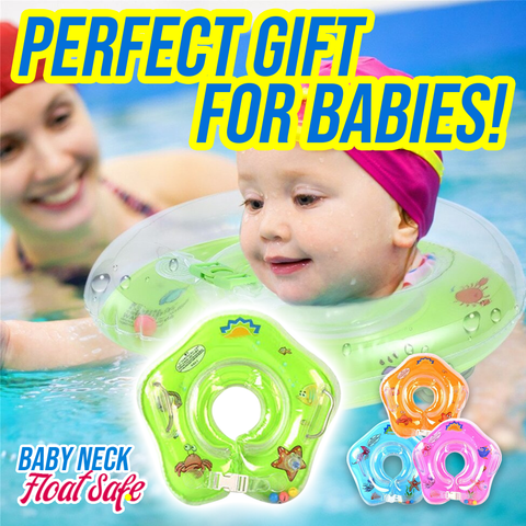 Image of Baby Neck Float Safety