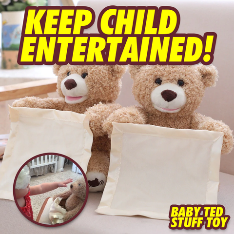 Baby Ted Stuff Toy
