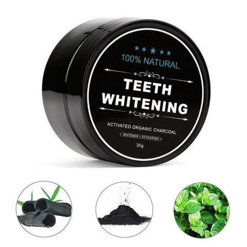 Buy1 Take1 Promo - Intensive Teeth Whitening Charcoal Powder