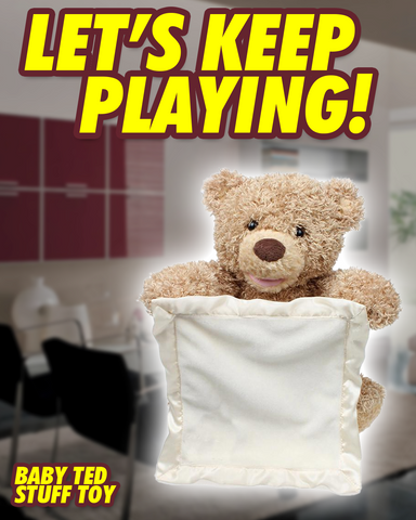 Image of Baby Ted Stuff Toy