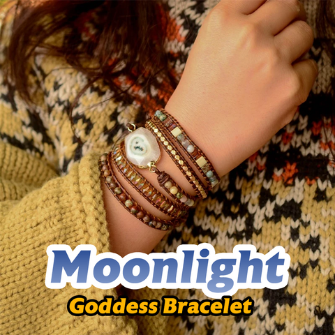 Image of Moonlight Goddess Bracelet