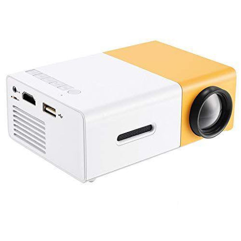 Image of Portable Pocket Projector