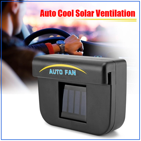 Image of Auto Cool Solar Ventilation