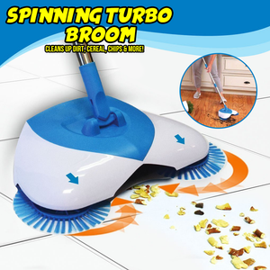 Spinning Turbo Broom
