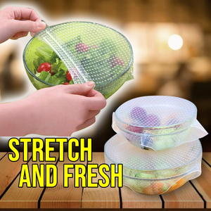 Buy1 Take3 Promo - Stretch and Fresh