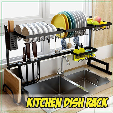 Image of Kitchen Dish Rack