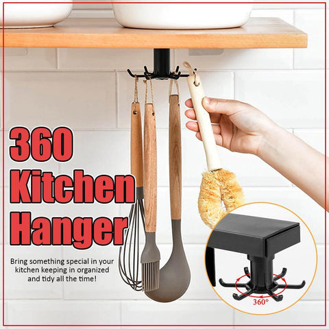 Image of Buy 1 Take1 Promo - 360 Kitchen Hanger