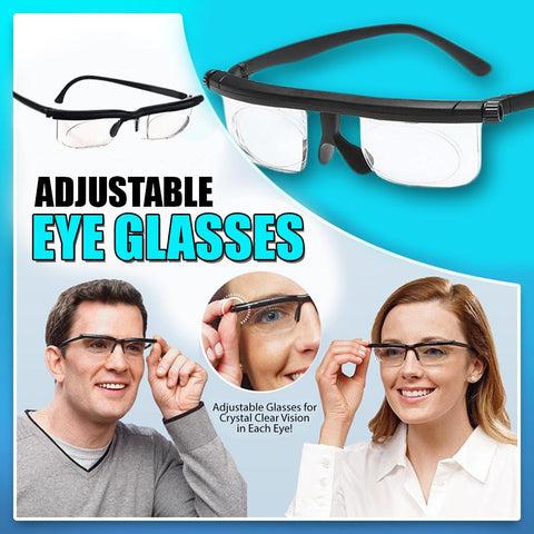 Adjustable Eye Glasses