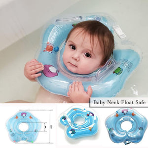 Baby Neck Float Safety