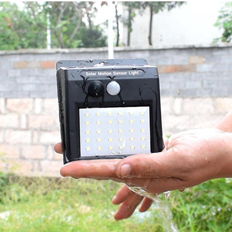Image of Automatic Solar Motion Sensor Light