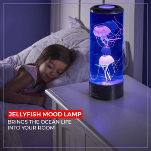 Jellyfish Relaxation Lamp