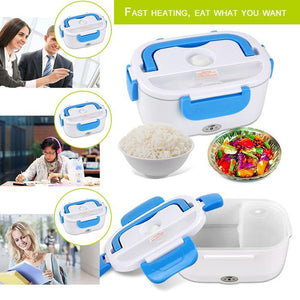 Electric Self Heating Lunch Box