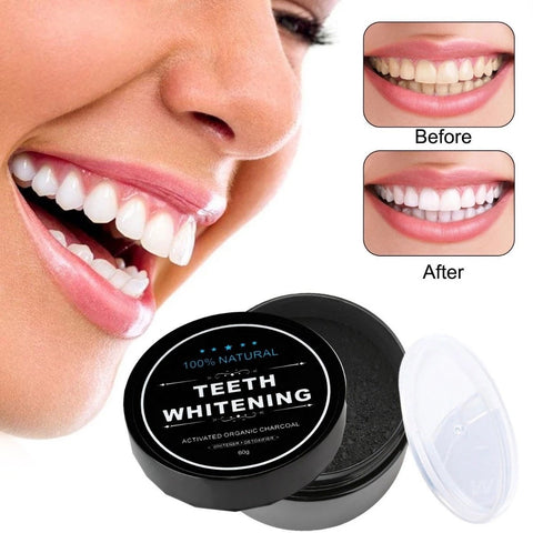 Buy1 Take1 Promo - Intensive Teeth Whitening Toothpaste + Charcoal Powder