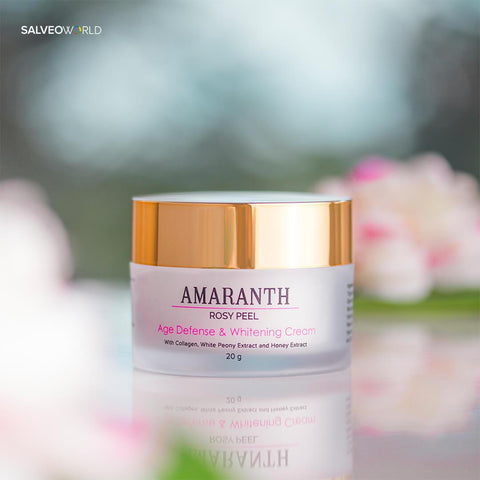 Image of Amaranth Rosy Peel Night Cream