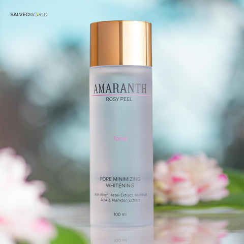 Image of Amaranth Rosy Peel Toner