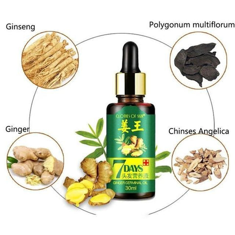 Image of Premium Hair Growth Germinal Oil