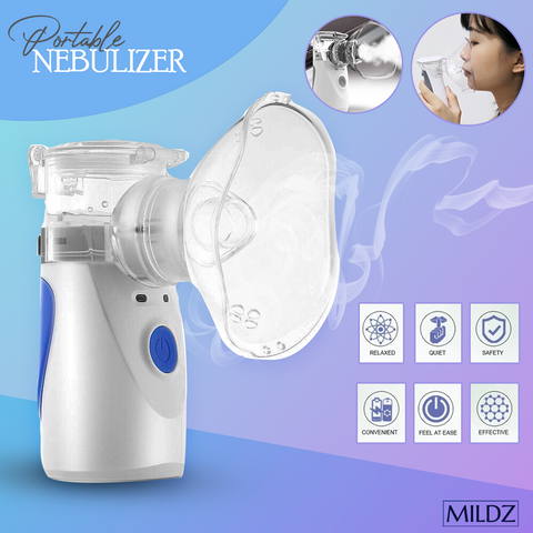 Image of Portable Nebulizer