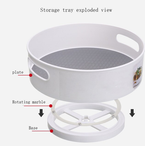 Rotating Storage Tray