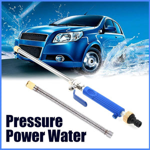 Pressure Power Water