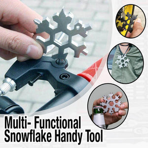 Buy1 Take1 Promo - Multi- Functional Snowflake Handy Tool