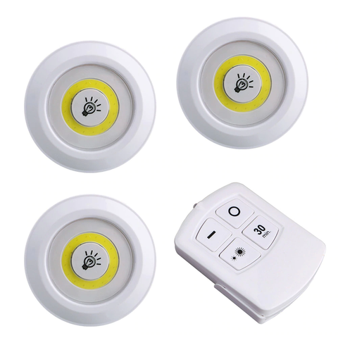 Image of Wireless LED Tap Light