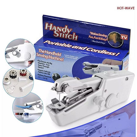 Image of Handheld Sewing Machine