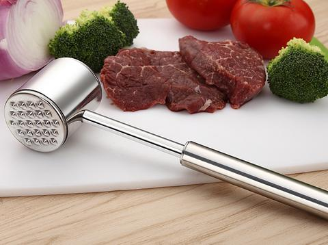 Last Promotion 30% OFF Today---Stainless Steel Meat Tenderizer