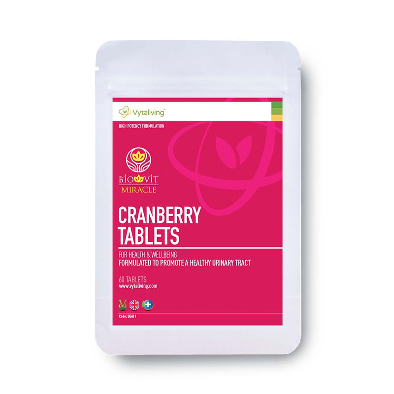 Biovit Cranberry 5000mg Tablets