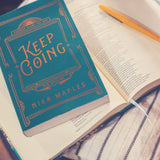 Keep Going Book