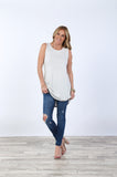 Ballet Sleeveless Tunic|S-XL