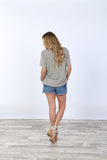 Flowy Pocket Tee