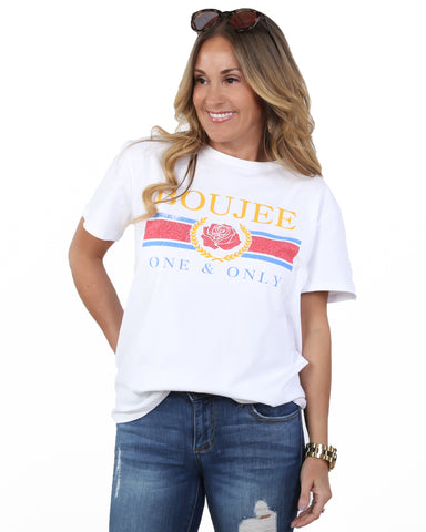 Boujee Statement Tee | S-3X