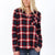 Classic Plaid Navy-Red Shirt
